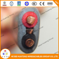 High standard and quality twin and earth flat copper electrical wire