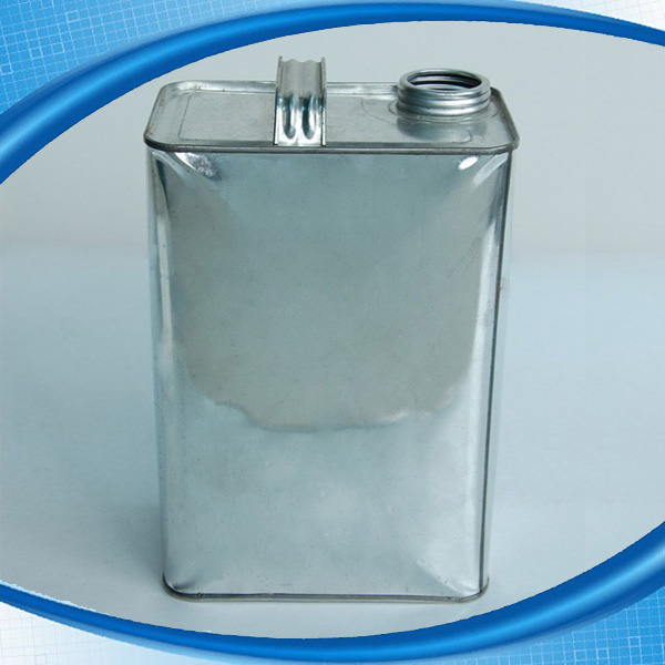 Wholesale Metal Gas Can Cheap Cooking Palm Oil Tin Box Custom Rectangle Olive Oil Can