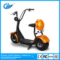 Wholesale Harley02 500W double disk brake two wheelel electric motorcycle