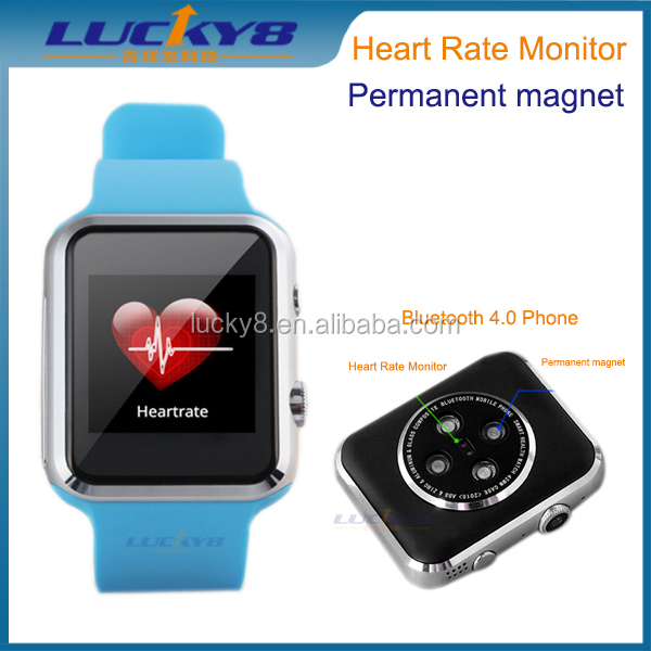 Wearable technology Heart Rate Monitor Fitness Watch A9S with blood pressure control,smart outdoor watch Lucky8 Shenzhensupplier