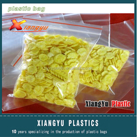 Food Grade Plastic Snack Use Packing Bags