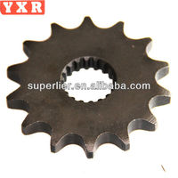very nice rx 100 hot sale new sprocket and gear