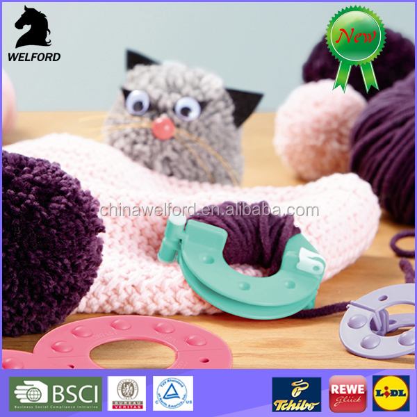 hot selling durability professional Pompom Maker Knitting Tool