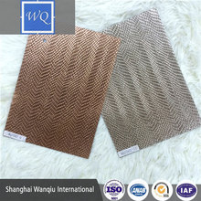 Aluminum faced mdf board/laminated aluminium mdf sheet