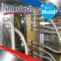 High precision technology mod making for molding