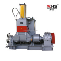 Silicone rubber kneader machine