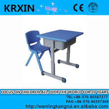 adjustable student desk sets for studing and teaching