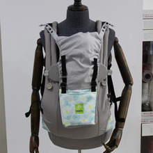DMC-1823 Matrix cotton with print baby carrier for traveling