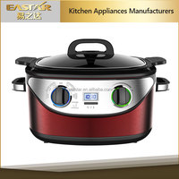 European style deluxe multi cooker