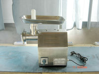 #12 Electric commercial meat grinder