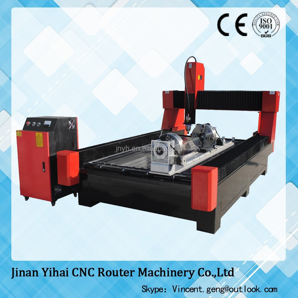 Chinese honest supplier cnc stone machine marble engraving&carving machine hot sale
