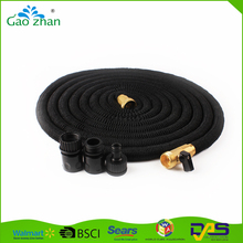colorful silicone rubber hose agriculture irrigation hose with connector