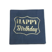 Custom Designs for party or celebrating printed paper napkins
