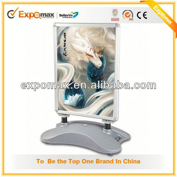 2012 new products large poster board for advertising