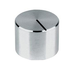 China Manufacturer Customized Metal Rotary Controller Aluminium High Precision Turn Knob For Kitchen