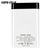 QC 2.0 Quick Charger Newest Type c Power Bank 11000 mAh External Battery Charger for Mobile