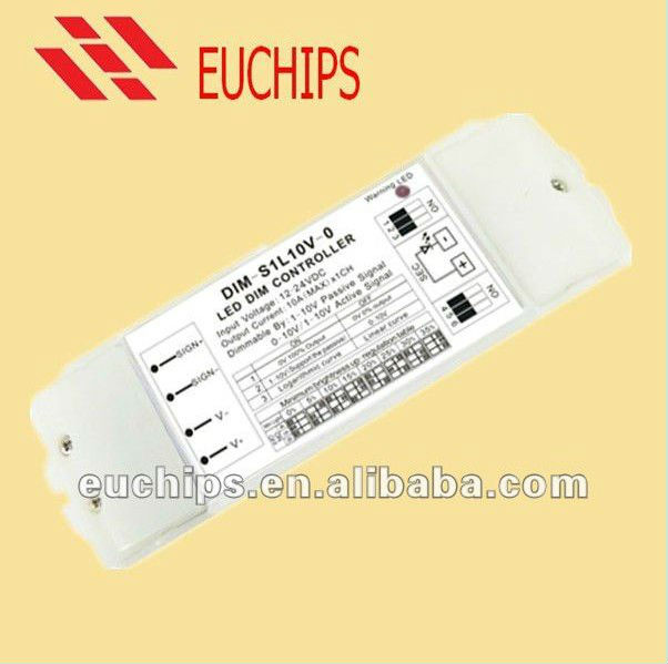 wireless remote control of 0-10V/1-10V dimmer