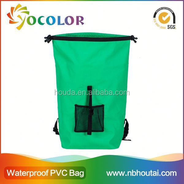hot sale 500D PVC tarpaulin red inflatable Outdoor Dry Bag Manufacturer Dry Sack for boating