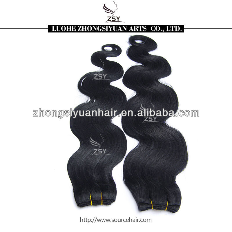 ZSY fast delivery top quality 27 piece hair weave