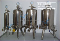 Top quality food grade frying oil filter system