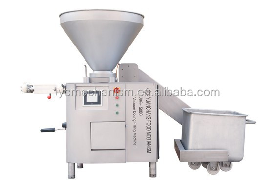Automatic Vegetarian Sausage Filling Machine/Vegetarian Sausage Making Machine