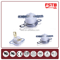 High Quality KSD 301 Manual Thermostat