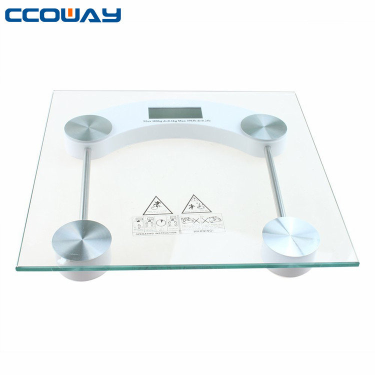 Tempered Glass Electronic Body Scale Kg Tempered Glass - How to calibrate a bathroom scale