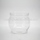 Huasen Transparent Handmade Goldfish Tank /Fish Bowl With Small Glass Fish