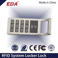 Model 1080D RFID Combination Cabinet Lock Safety Cabinet Lock Kids Toy Cabinet Lock