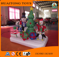 Shanghai Huaitong Inflatable Christmas Theme Replica