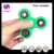 Ce Rohs Platic Edc Bat Tri Hand Spinner 2017, Camouflage Fidget Spinner