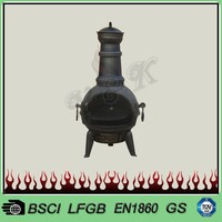 Manufacturer supply excellent quality outdoor chimnea LF127