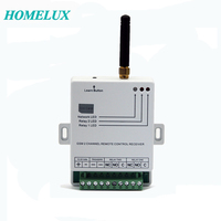 GSM Gate Opener Relay Switch Remote On/Off Switch Access Control Wireless Door Opener By Free Call SMS HX-GO2