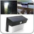 Rectang Ultra Bright Wireless IP65 Solar Energy Motion Sensor Security Wall Light lamp with 50 LED Fence Gutter Gate Entrance