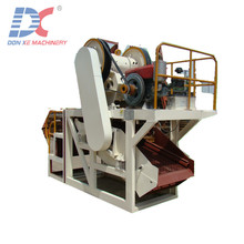 Professional stone jaw crusher plant
