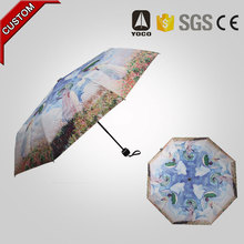 special design retro antique sun umbrella for women