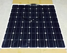 2017 Competitive Price 150W 250W 300W Thin Film Semi Flexible Solar Panel Home Solar Power Panel