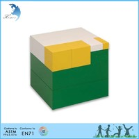 toddlers school cube of Three Cube wooden montessori Power