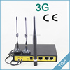 F3426 wifi router support DC5V-36V 12 volt 24 volt good for bus car wireless industrial cellular router