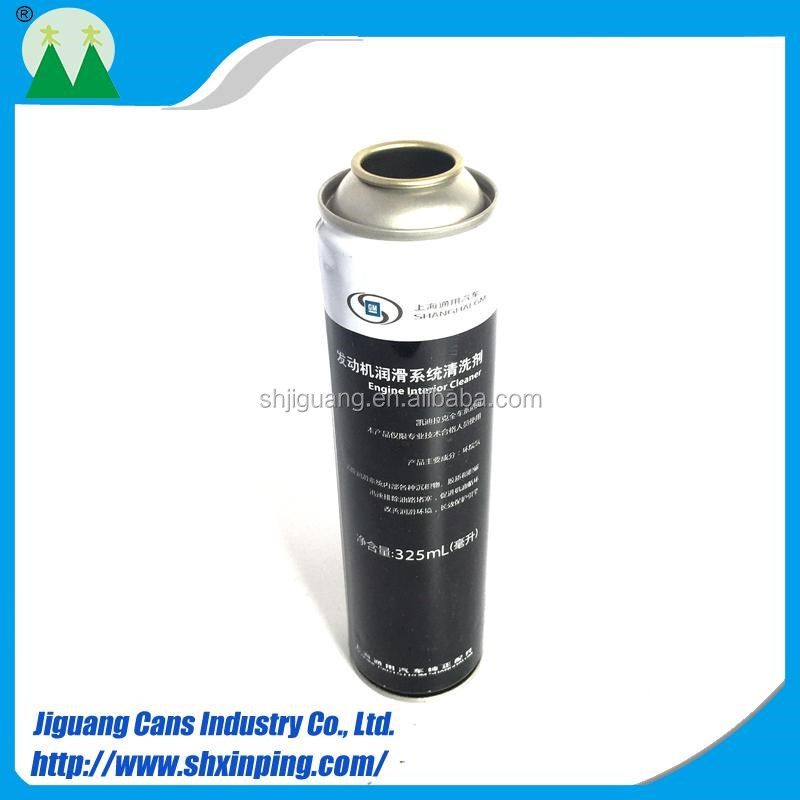 52mm good quality empty tinplate spray cans