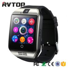 2018 Newest BLE Smartwatch Q18 Smart Watch With Camera Ncf Android Smart Watch Sim Dz09 U8