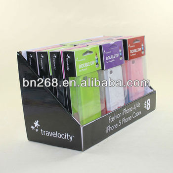 Colorful Printed Carton Display Box