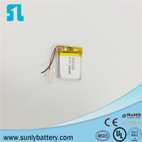 small batteries for electronics equipment,3.7v with ul certificated