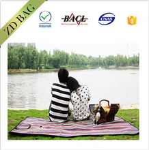 fashion nation style hot sell waterproof folding beach mat picnic mat