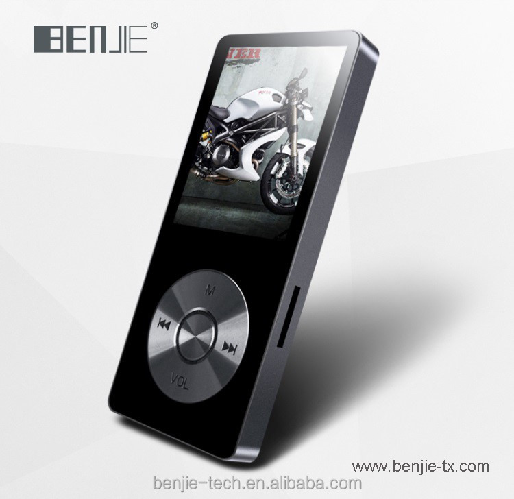 New private model metal oem mp3 player buy wholesale with speaker/8GB memory