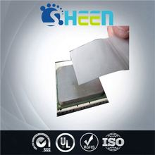 Synthetic Film Expanded Graphite Sheet/Graphite Gasket Sheet For Tablet Computer