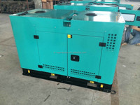 Price for China brand engine 15kw 3 phase diesel generator