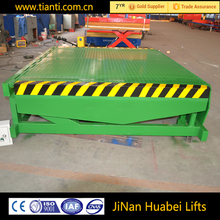CE Approved Truck fixed Loading Ramp Stationary portable car ramp in china cheap price
