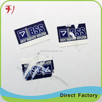 Custom Self Adhesive Destructible Vinyl Label Decorative Wall Decor Sticker Security Blank Eggshell Sticker Label