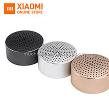 Generic Original Xiaomi Pocket Bluetooth Speakers Portable Wireless Mini Stereo Metal Body Subwoofer Audio Receiver with Built-i